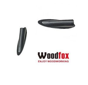 WOODFOX - Pocket Hole Plugs Black - Tapa Furo Preto MPLGB - 50 und