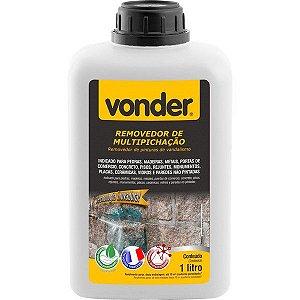 VONDER - Removedor de multipichação, biodegradável, 1 litro