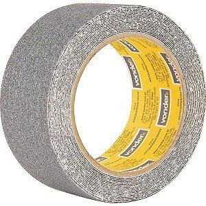 VONDER - Fita antiderrapante, cinza 50 mm x 5 m