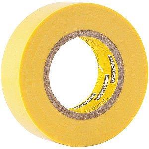 VONDER - Fita isolante, 19 mm x 10 m, amarela