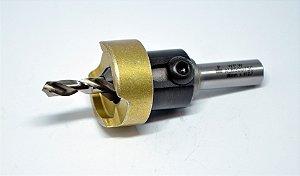 WPW - Escareador Profissional Alumínio 12.7mm c/ Broca 6mm - H10/65