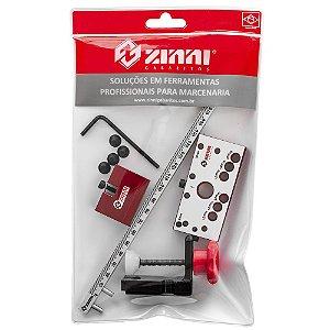 ZINNI - Kit 01 Atualização (Grampo + Escala + Bloco Flauta)