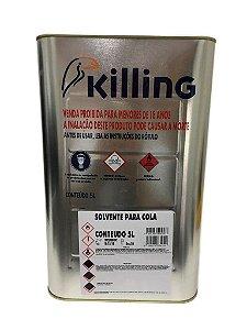 Killing - Solvente para Cola - 5 litros