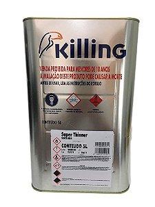 Killing - Super Thinner - 5 litros (90TI058)