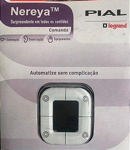 Legrand Nereya - Home Automation Controle 4 Cenários 2MD NY Branco 663099