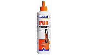 Kleiberit - Cola Liquida PUR 501.0 p/ uso geral 500g - Monocomponente Expansiva 20 min