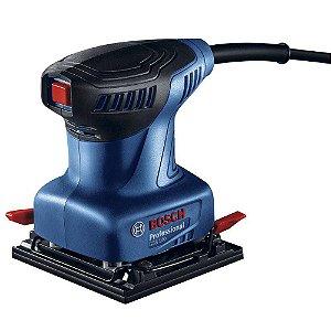 Bosch - Lixadeira de palma (folha) GSS 140 STD 220W 220V - 06012A80E0000