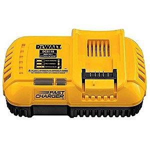 Dewalt - Carregador Rápido 20V/60 V LI-ION 220V - DCB118-B2