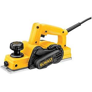 Dewalt - Plaina elétrica 1,0mm 550w 17000 rpm 220V - D26676-B2