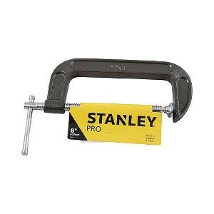 "Stanley - Grampo forma ""C"" de 8"" - 203mm"