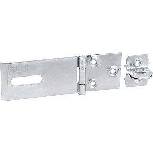 """VONDER - Porta-cadeado zincado 3.1/2"""""""