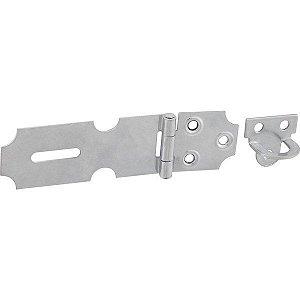 """VONDER - Porta-cadeado zincado encartelado 2.1/2"""""""