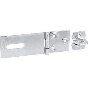 """VONDER - Porta-cadeado zincado encartelado 3.1/2"""""""