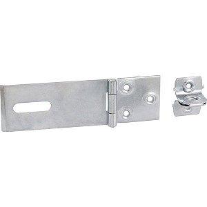 """VONDER - Porta-cadeado zincado encartelado 4"""""""