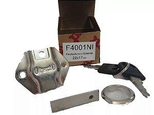 Hardt - Fechadura com Batente D17x22 F4001NI