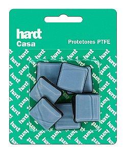Hardt - Protetores de PTFE Quadrado 25x25 08 und R0032CZ