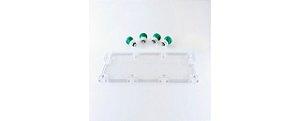 MICROJIG - Deflector/Connector - Acessório Reposição Defletor para GR100 e GR200 - GRDC-020