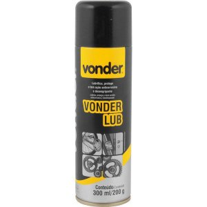 VONDER - Lubrificante Spray - 300ml/200g