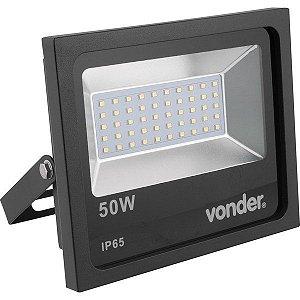 VONDER - Refletor de Led - 50W - RLV050