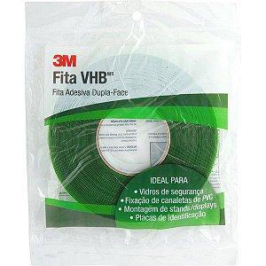 3M - Fita Dupla Face VHB - 19mm x 20m - 10.46.491.019