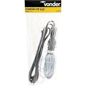 VONDER - Cordão de Luz - Pendente - Com Pino