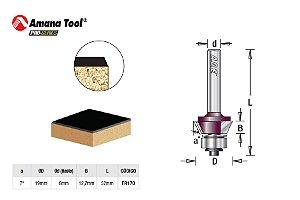 Amana Tool - AGE™ Pro-Series - FR170 - Chanfra 7º c/ Rolamento - Bevel Trim - Haste 6mm