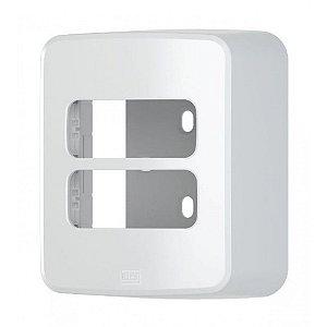 WEG - Composé - Caixa e Placa - Sobrepor - 2 posições