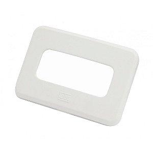 WEG - Composé - Miniplaca de Embutir - 1 posição - Móveis - Branco