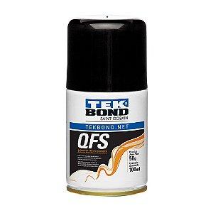 Tekbond - Acelerador QFS p/ Adesivos Instantâneos - Aerossol - 100ml