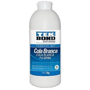 Tekbond - Cola Branca PVA Extra - 1kg