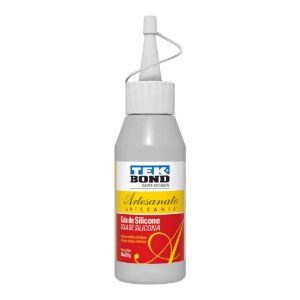 Tekbond - Cola de Silicone para Artesanato - 51g/60ml