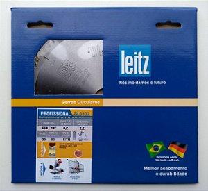 Leitz - Disco de Serra Circular - SL6132 - HW 250 x 3,2/2,2 x F30 - 80z - FZ/TR, p/ MDF