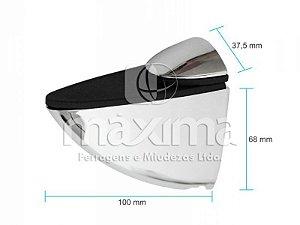 Criativa Maxima - Suporte Tucano Grande - Cromado - MAX 170-1