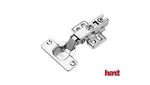 Hardt - Dobradiça de Caneco 35mm - S22/105 Slide On - Baixa (4 Furos)