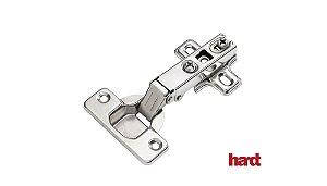Hardt - Dobradiça de Caneco 35mm - S95/110 Push Open Slide On - Baixa (2 Furos) Para utilização com Fecho Toque
