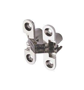 Hardt - Dobradiça Invisível - 62 x 15mm - Cromado - F0050CR