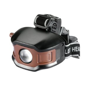 B-MAX - Lanterna de Cabeça DP-7218 - 3W