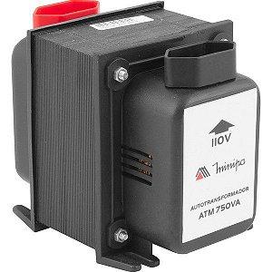 Minipa - Autotransformador ATM 750 VA - 110/220V