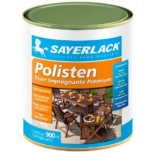 Sayerlack - Stain Polisten - Nogueira - 0,90L - TS.3201.030DQT