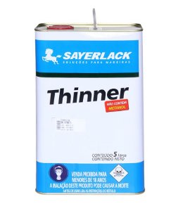 Sayerlack - Thinner Especial - 5,00L - DN.4280L5