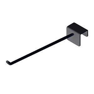 DiCarlo - Gancho p/ Barra Reta Smart Black - 5mm x 15cm