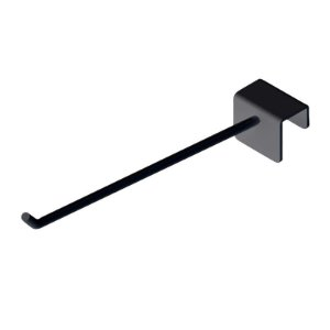 DiCarlo - Gancho p/ Barra Reta Smart Black - 5mm x 25cm