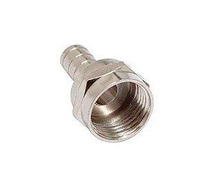 InterNeed - Conector Coaxial RGC 59 c/ Anel (ftz)