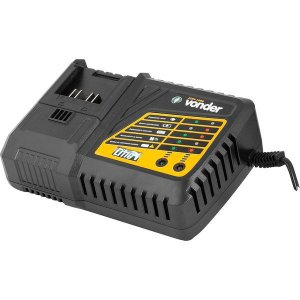 VONDER - Carregador de Bateria 18V - Carga Rápida - ICBV1806