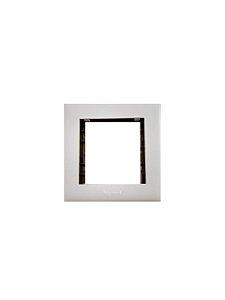 Legrand - PIAL Plus+ - Placa p/ Móvel - 2 Postos - Branco - 618520BC