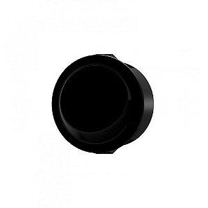 WEG - Interruptor de Embutir Redondo - Paralelo - 12A/250VCA - Preto