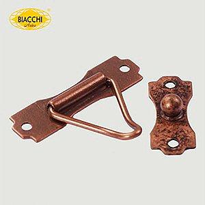 Biacchi - Fecho p/ Artesanato 5300 - F.G - Aço Ouro Velho