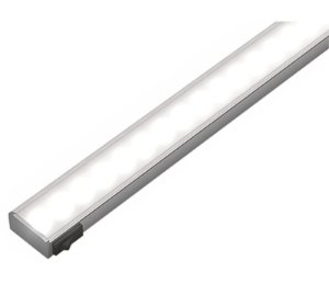 Artetílica Nuze - Luminária Slim Sobrepor Interruptor - Super LED 3000K - 12V 1000mm Alumínio - KA352.85.1000A