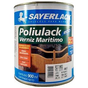 Sayerlack - Verniz Marítimo Poliulack ECO - 0,90L - YO.1371.00QT