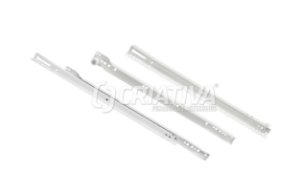 Criativa - Corrediça Branca - 350mm - 10.30.0003